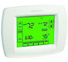 Honeywell TH8321U1006 VisionPRO 8000, Programmable Thermostat, 7 Day, Multi-Stage, Touchscreen