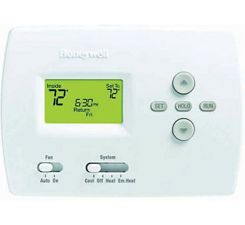 honeywell th4210d10055 pro programmable thermostat 5 2. Black Bedroom Furniture Sets. Home Design Ideas