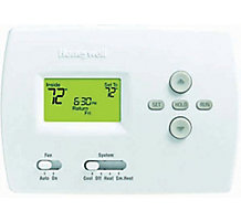 Honeywell TH4210D10055 PRO, Programmable Thermostat, 5-2 Day, Multi-Stage