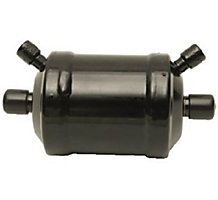 """DAS419VV Suction Line Filter Drier, 41 cu in, 1-1/8"""" ODF Solder, 10-12 Tons"""