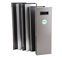 Healthy Climate HCC14-23 Filter Cabinet 21-1/4 x 23 x 7 in.