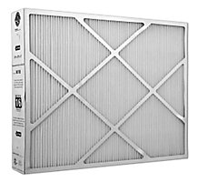 "Healthy Climate PureAir 100908-08 16"" x 26"" x 5"" Replacement Filter, MERV 16"