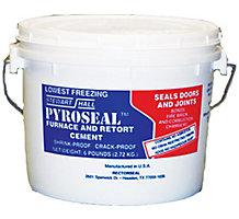 Rectorseal 68614, Pyroseal Furnace and Retort Cement, 3 lb.