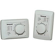 Honeywell H8908ASPST/U Low-Voltage Manual Humidistat, SPST, 24 Volts