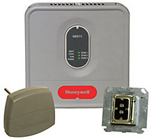 HONEYWELL 1 Heat/1 Cool TrueZONE Kit - DATS/Transform HZ311 Panel