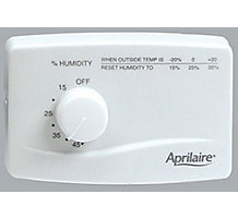 Aprilaire 4655 Manual Humidifier Control