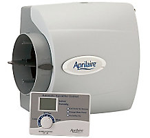 Aprilaire 500 Small Bypass Humidifier, 12 Gallons Per Day