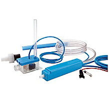 Aspen LG Mini Aqua Condensate Removal Pump Kit 24 Volts, 0.13 Amps, 15 Watts, 30000 Max BTUs