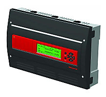 Aquatrol Boiler Reset Control Panel Used In Zoned Hydronic Systems
