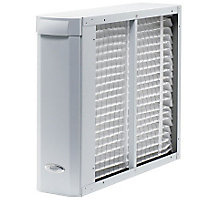 Aprilaire 2210 Media Air Cleaner, up to 2000 CFM, with 210 Replacement Media Filter, MERV 13