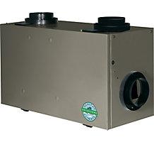 Healthy Climate HRV3-095 Heat Recovery Ventilator, 5th Gen., Single Core