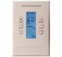 Lifestyle MAX Programmable Control, 24/7 Day Programmable Ventilation, 5 Speed, 4 Mode Unit