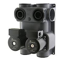Accessory Flow Controller, 2 Pump Flow Centers / Composite Valves, 2-pole
