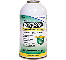 Nu-Calgon 4050-06 A/C EasySeal Leak Sealant, 3 oz, Treats 1.5 - 5 Ton Systems