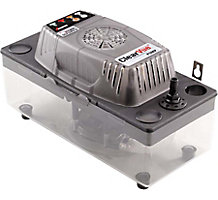 Diversitech IQP-120 ClearVue Condensate Pump, 0-22 ft. Lift, 120 Volt
