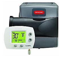 Honeywell, Bypass Humidifier, 24V, 12 Gallon, HE100A1000