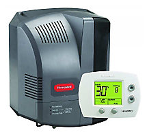 Honeywell HE300A1005 TrueEASE Advanced Fan-Powered Humidifier, 120 Volts, 60  Hz, 1 Amp, 18 Gallons Per Day