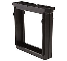 """Research Products 4640 Scale Control Insert Frame, 10.44"""" x 11.14"""" x 3.44"""""""