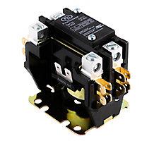 FirstChoice EC30124-EW Contactor, 1 Pole, 30 Amp, 24 Volt