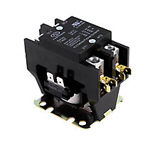 First Choice Contactor, 2 Pole, 24 Volts, 40 Amps