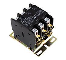 FirstChoice EC40324-EW Contactor, 3 Pole, 40 Amp, 24 Volt