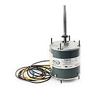 FirstChoice, Condenser Fan Motor, 1/2 HP, 1075 RPM, 1 Speed, 2.3FLA, 460V, 60Hz, 70C Ambient