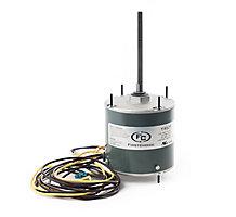FirstChoice Condenser Fan Motor, 1/3HP, 1075 RPM, 1 Speed, 1.5FLA, 460V, 60Hz, 70C Ambient