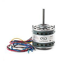 FirstChoice Air Handler Motor, 1/3HP, 3 Speed, 208-230 Volts, 1075 RPM, 2.9 Amps