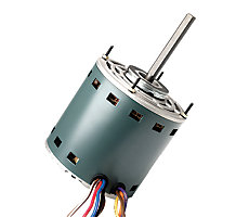 FirstChoice Direct Drive Furnace Blower Motor, 3/4HP, 3 Speed, 208-230 Volts, 1075 RPM, 5.4 Amps