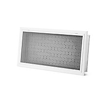 """Return Air Box with Grille and Filter 2.5-3 Ton, 16"""" Diameter, 14"""" x 30"""" Filter Size, 1 Each\Box"""