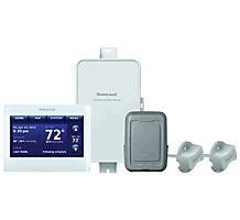 Honeywell YTHX9421R5101WW Prestige IAQ Kit with Programmable Thermostat and RedLINK Technology