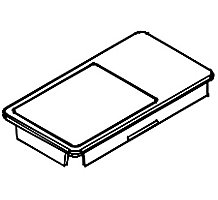 Healthy Climate 5446 Dehumidifier Wiring Access Cover