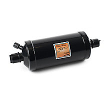 """FirstChoice Suction Line Filter Drier, 30 cu in, 3/4"""" ODF Solder, 3-5 Tons"""