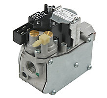 White-Rodgers 36J54-214 HSI/DSI Two Stage, 1/2x1/2 Gas Valve, Fast Open