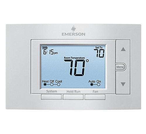emerson air conditioner thermostat wiring diagram emerson 1f85u 42pr 80 series universal programmable #2