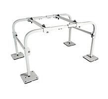 Diversitech QSMS1801 Mini-Split Wide Stand, 400 lbs Max Capacity
