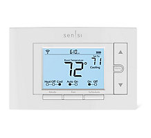 Emerson Sensi 1F87U-42WF Smart Wi-Fi Thermostat with Geofencing, Apple HomeKit and Alexa Compatible