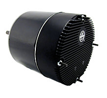 US Motors 5561EO Rescue Ecotech ECM Condenser Fan Motor, 2 Speed, 1/3 HP, 208-230/1, 1200 RPM, TEAO