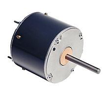 US Motors 3323 EZ-FIT PSC Condenser Motor, 1 Speed, 1/3-1/6 HP, 203-230/1, 1075 RPM, TEAO