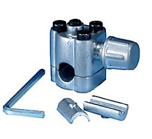"Supco BPV31 Bullet Piercing Valve, 1/4"", 5/16"", and 3/8"" O.D."