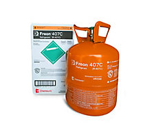 Chemours D11710681 Freon R-407C Refrigerant, 25lb. Cylinder