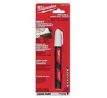 Milwaukee 48-22-3712 Inkzall Liquid Paint Marker, White