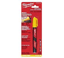 Milwaukee 48-22-3722 Inkzall Liquid Paint Marker, Yellow