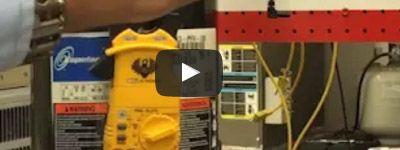 Testing Compressor Plugs