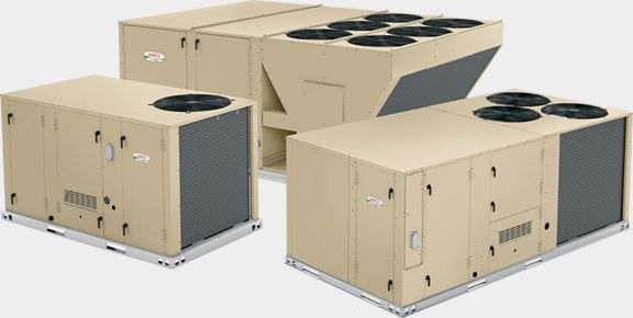 Energence® ultra-high-efficiency rooftop units