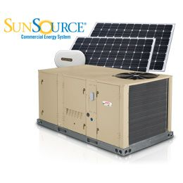 Solar system from Sunsource