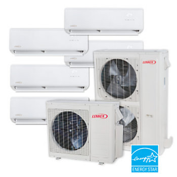 MPA ductless mini-split systems