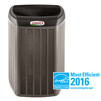 Dave Lennox Signature® Collection  SL18XC1 air conditioner and SL18XP1 heat pump