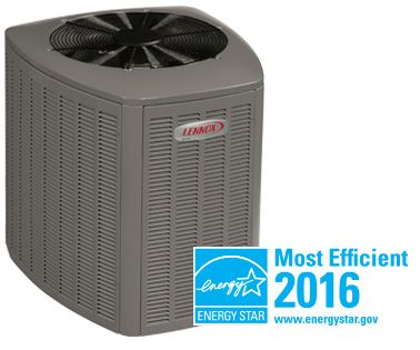 Elite® XC20 air conditioner and XP20 heat pump