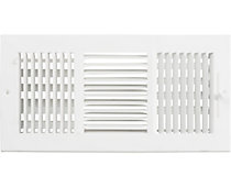 Grilles and Registers